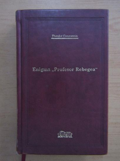 Anticariat: Theodor Constantin - Enigma