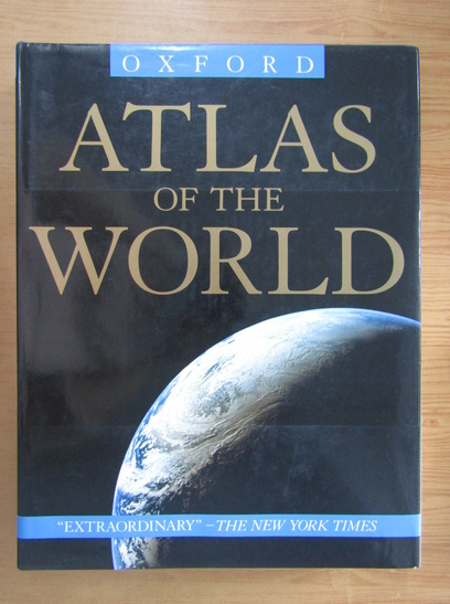 Anticariat: Atlas of the World