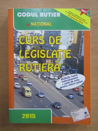 Anticariat: Dan Chiriac - Curs de legislatie rutiera