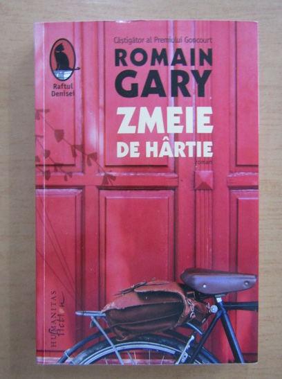 Anticariat: Romain Gary - Zmeie de hartie