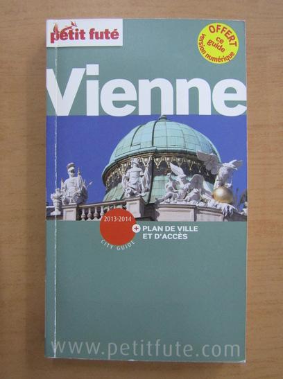 Anticariat: Vienne. Plan de ville et d'acces