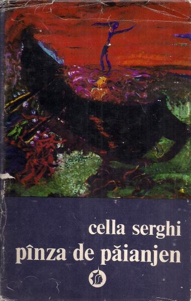 Anticariat: Cella Serghi - Panza de paianjen (cartonata)