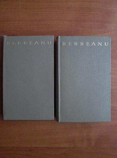 Anticariat: Liviu Rebreanu - Opere alese (2 volume)