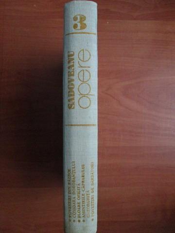 Anticariat: Mihail Sadoveanu - Opere (volumul 3)