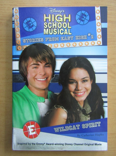 Anticariat: Catherine Hapka - High School Musical. Stories From East High (volumul 2)
