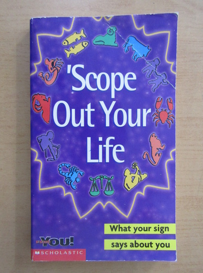 Anticariat: Scope Out Your Life
