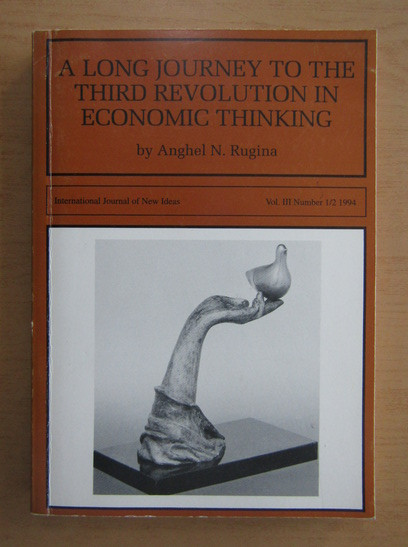 Anticariat: International Journal of New Ideas, vol. III, nr. 1-2, 1994