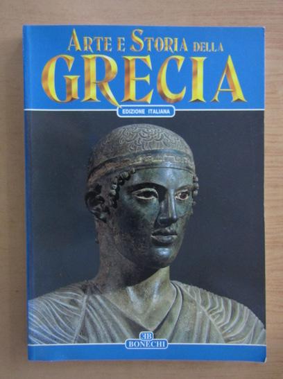 Anticariat: Arte e Storia della Grecia