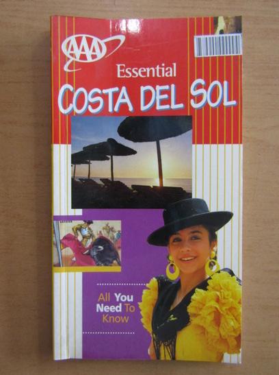 Anticariat: Mona King - Essential Costa del Sol