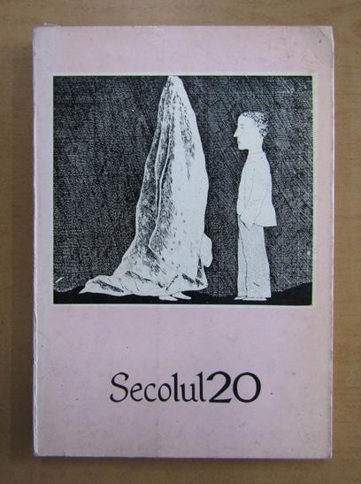 Anticariat: Revista Secolul 20, nr. 3, 1975
