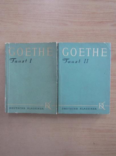 Anticariat: Goethe - Faust (2 volume)