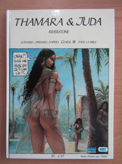 Anticariat: Thamara and Juda
