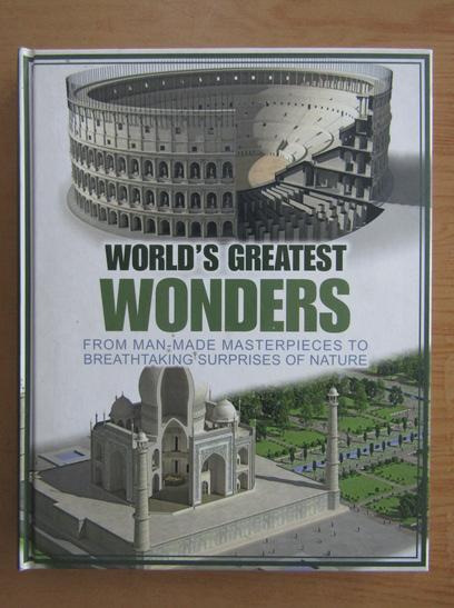 Anticariat: World's Greatest Wonders