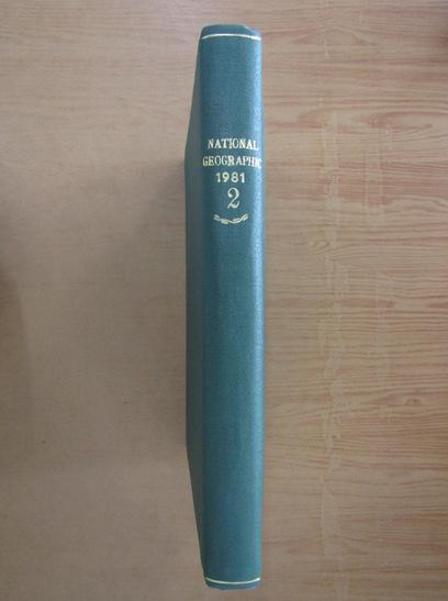 Anticariat: The National Geografic Magazine, volumul 159, 1981 (3 numere colegate)