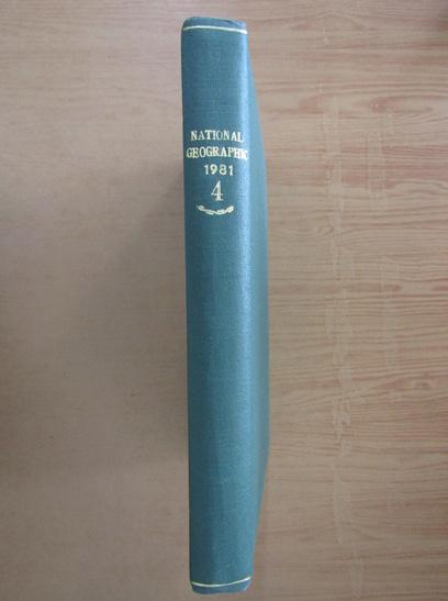 Anticariat: The National Geografic Magazine, volumul 160, 1981 (3 numere colegate)