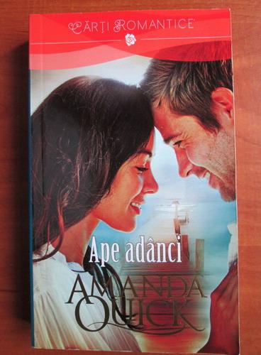 Anticariat: Amanda Quick - Ape adanci