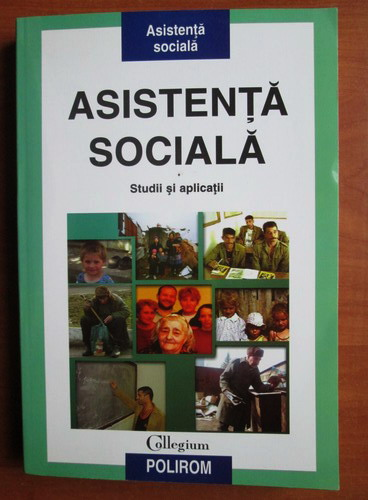Anticariat: Asistenta sociala. Studii si aplicatii