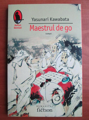 Anticariat: Yasunari Kawabata - Maestrul de go