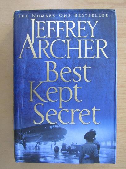 Anticariat: Jeffrey Archer - Best Kept Secret