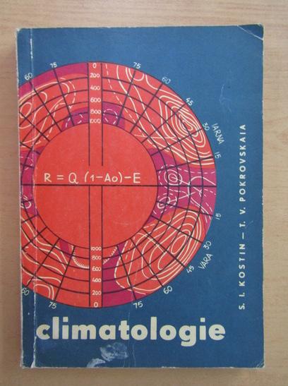 Anticariat: Climatologie, metode de prelucrare a datelor climatologice