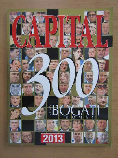 Anticariat: Capital. 300 cei mai bogati romani, editia a 12-a