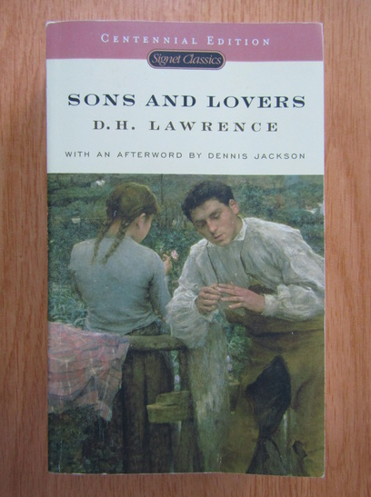 Anticariat: D. H. Lawrence - Sons and lovers