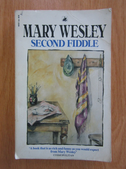 Anticariat: Mary Wesley - Second Fiddle