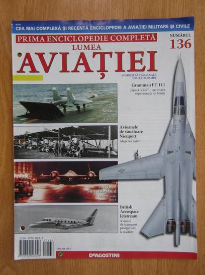 Anticariat: Lumea aviatiei, nr. 136