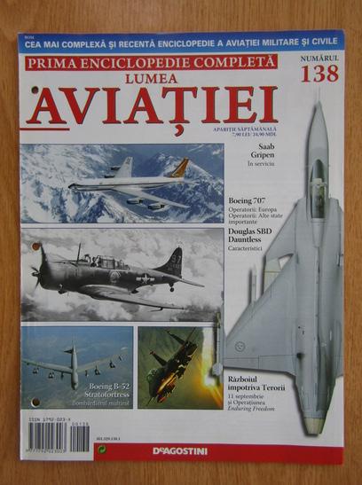 Anticariat: Lumea aviatiei, nr. 138