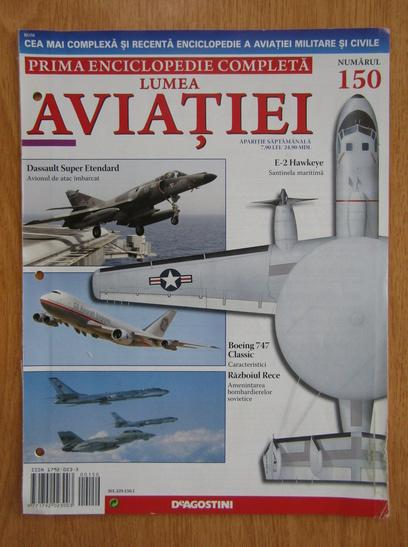Anticariat: Lumea aviatiei, nr. 150