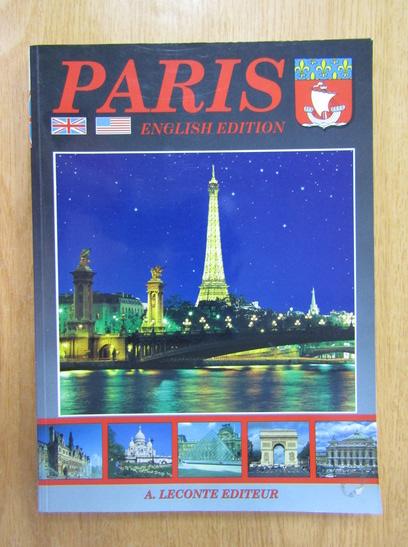 Anticariat: Paris. English edition