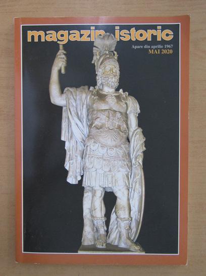 Anticariat: Revista Magazin Istoric, anul LIII, nr. 5, mai 2020