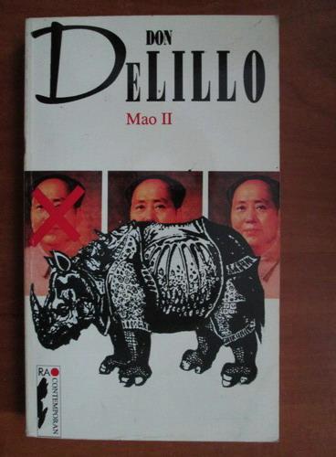 Anticariat: Don Delillo - Mao II