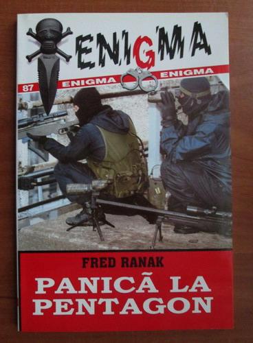 Anticariat: Fred Ranak - Panica la Pentagon