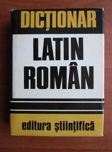 Anticariat: Gheorghe Gutu - Dictionar Latin-Roman