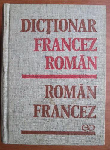 Anticariat: Gheorghina Hanes - Dictionar Francez-Roman, Roman-Francez