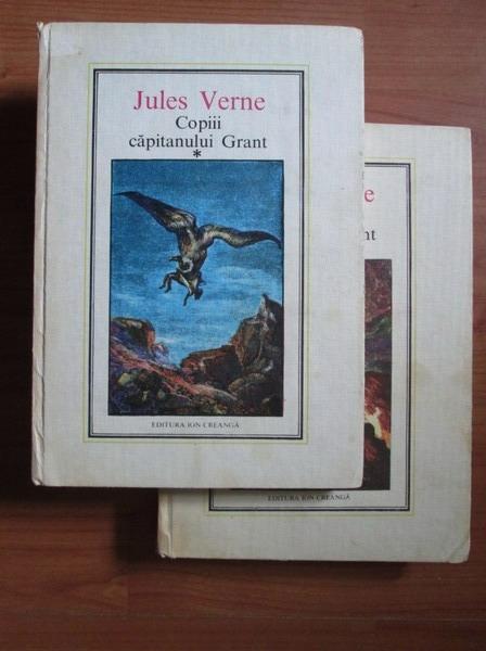 Anticariat: Jules Verne - Copiii capitanului Grant, nr. 28 si 29 (2 volume)
