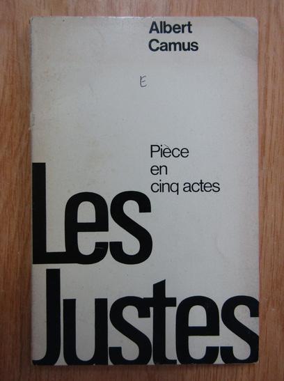Anticariat: Albert Camus - Piece en cinq actes