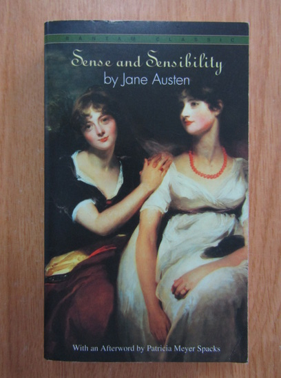 Anticariat: Jane Austen - Sense and Sensibility