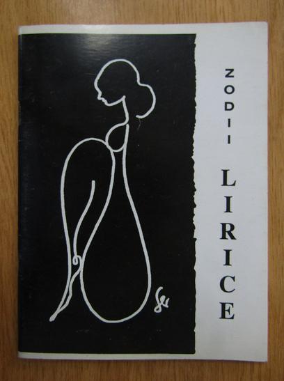Anticariat: Tudor Radu - Zodii lirice