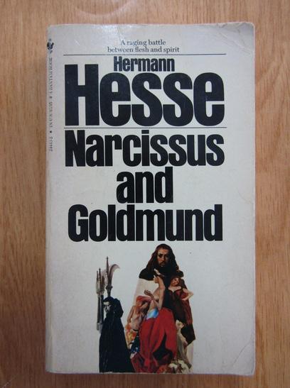 Anticariat: Hermann Hesse - Narcissus and Goldmund