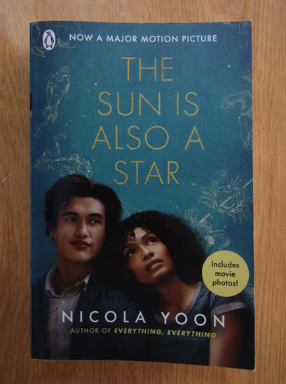 Anticariat: Nicola Yoon - The Sun is also a Star