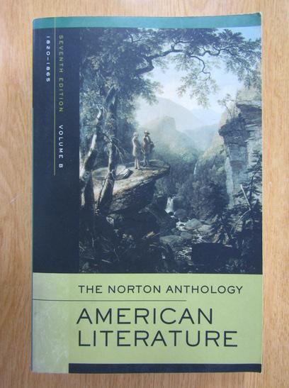 Anticariat: Nina Baym - The Norton Anthology of American Literature (volumul 2)