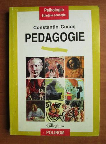 Anticariat: Constantin Cucos - Pedagogie