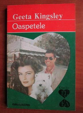Anticariat: Geeta Kingsley - Oaspetele