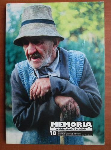 Anticariat: Memoria. Revista gandirii arestate (nr. 18)