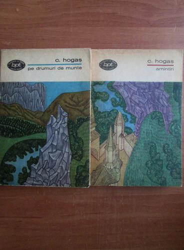 Anticariat: Calistrat Hogas - Pe drumuri de munte. Amintiri (2 volume)
