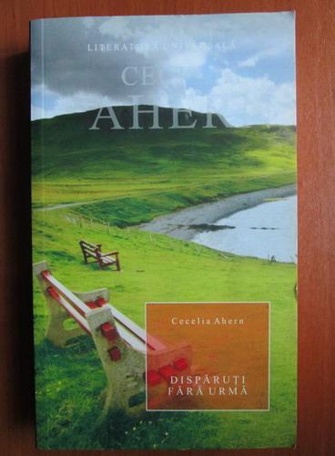 Anticariat: Cecelia Ahern - Disparuti fara urma