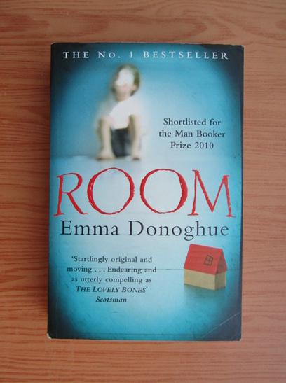 Anticariat: Emma Donoghue - Room