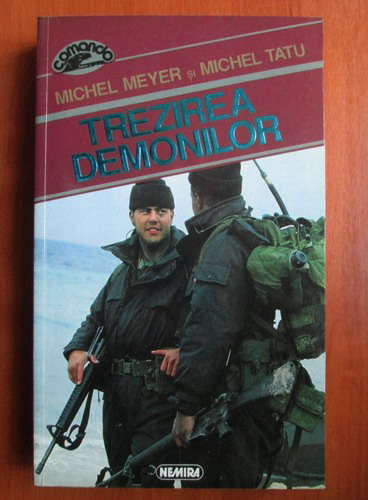 Anticariat: Michel Meyer - Trezirea demonilor